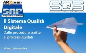 SQS - Sistema Qualità Digitale
