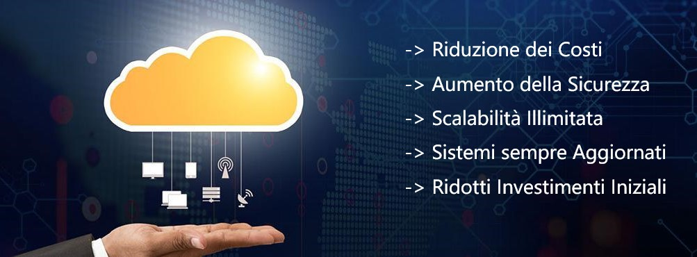 I Benefici del Cloud