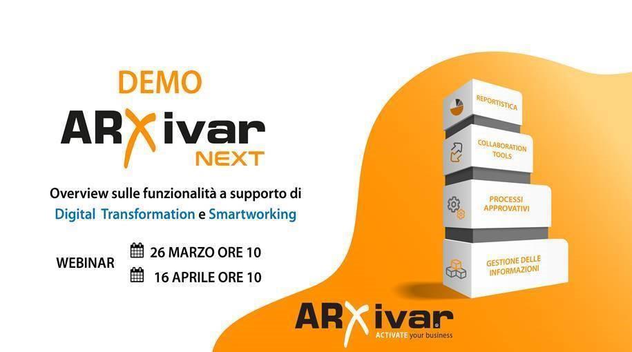 Demo ARXivar Nex